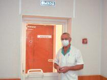 «Ковидный» госпиталь в Верхней Синячихе