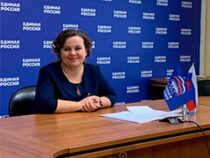 Заведующая  детским садом обсудила  с Дмитрием Медведевым вопрос закрепления кадров