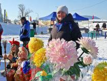 Проводы зимы в Нижней Синячихе