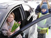 Полицейские Алапаевска подвели итоги акции «8 Марта – в каждый дом»