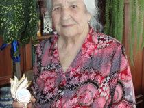 Федорахина Анна Васильевна, 90 лет