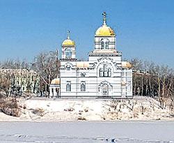 В Алапаевске готовятся к строительству храма Александра Невского