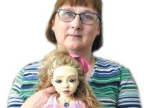 Кукла с характером