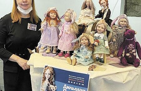 Куклы бывают разные