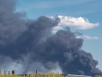 В Алапаевске продолжает дымить «мусорка»