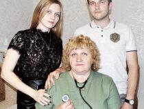 Семья, где четыре доктора