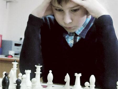 Шахматный олимп Алапаевска
