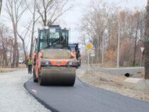 На год раньше отремонтируют дорогу до Фоминского